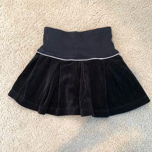 Juicy Couture Baby Velvet Skirt